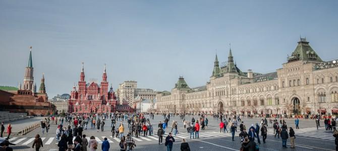 Respeitável público, Moscou!