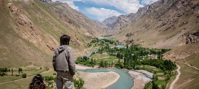 A Mítica Pamir Highway No Tajiquistão